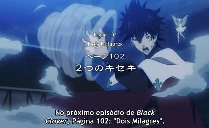 Black Clover – Episodio 102