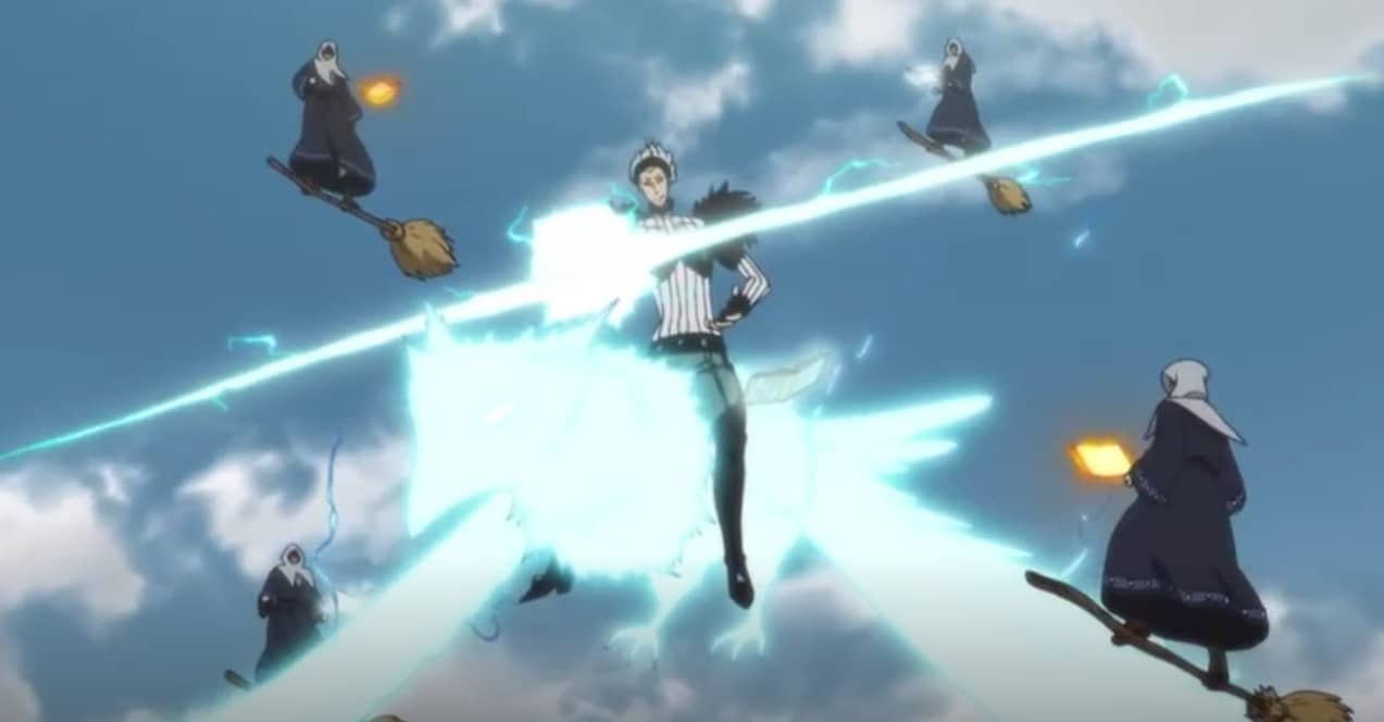 Black Clover Dublado – Episodio 52