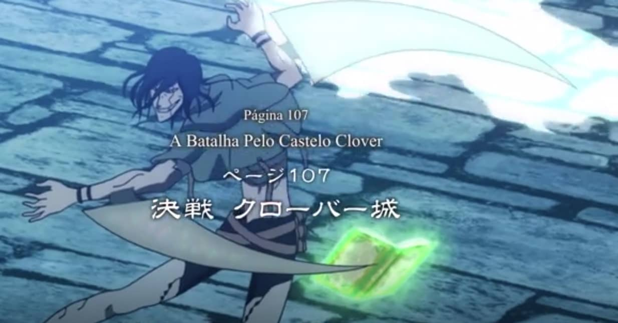 Black Clover – Episodio 107
