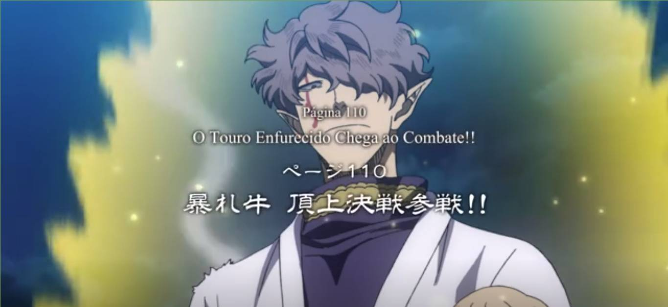 Black Clover – Episodio 110