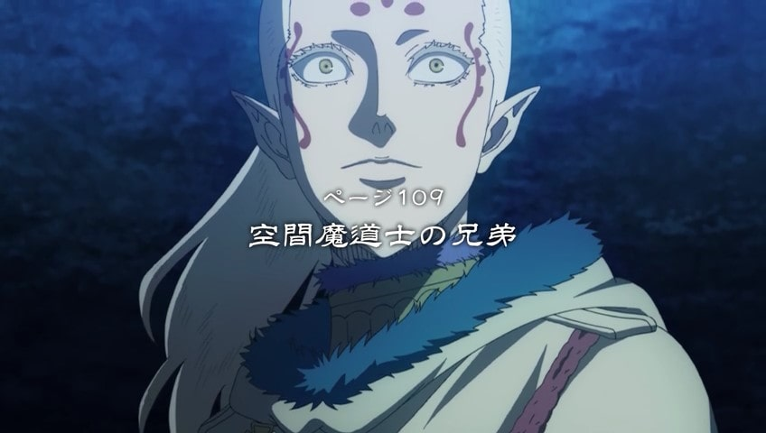Black Clover – Episodio 109