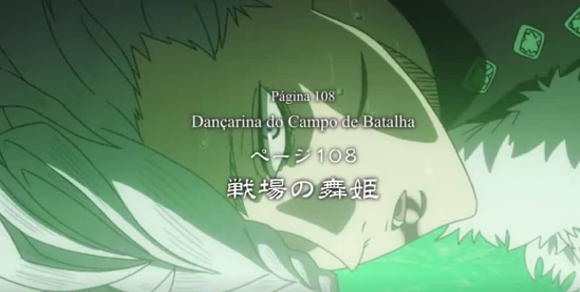 Black Clover – Episodio 108