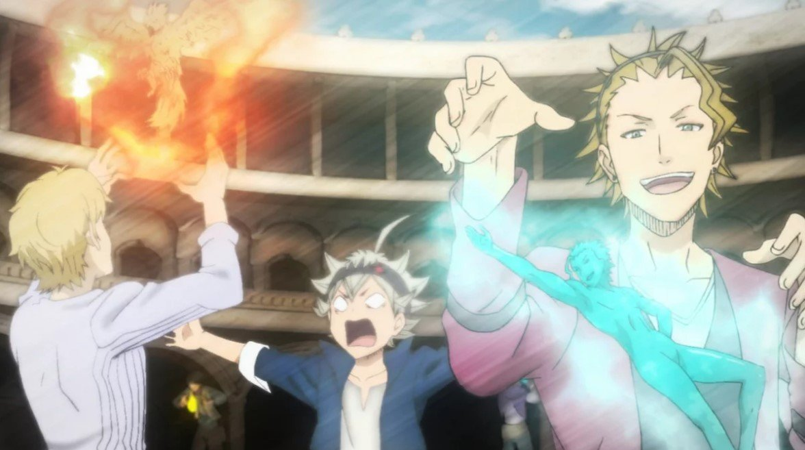 Black Clover – Episodio 123