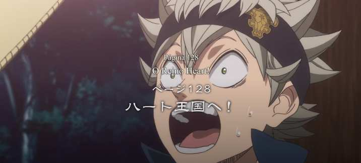 Black Clover – Episodio 128