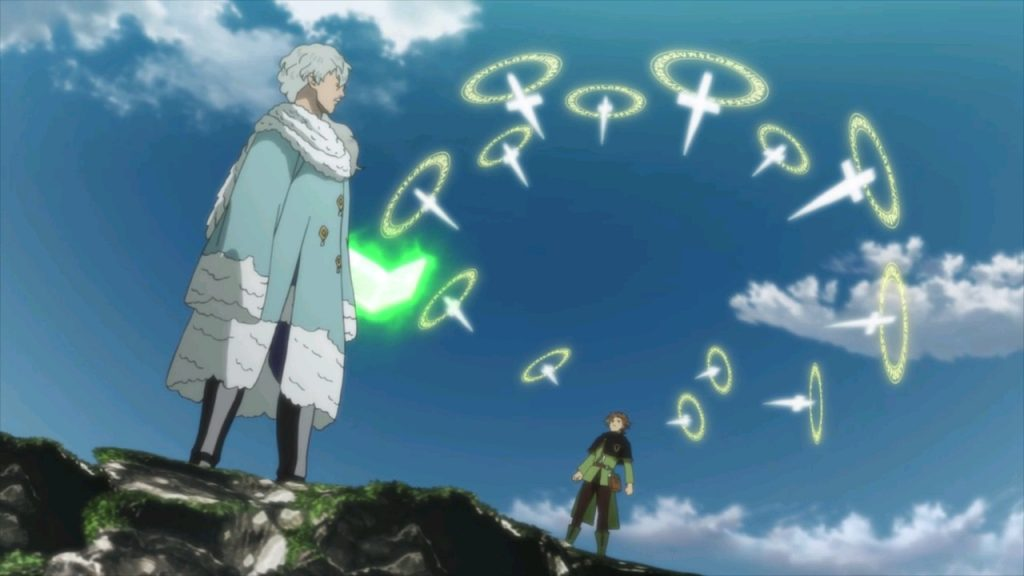 Black Clover – Episodio 156